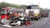 Mỗi ngày có hơn 60 người thương vong do tai nạn giao thông