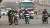 Hà Nội: Cảnh sát giao thông hóa trang xử lý xe khách vi phạm
