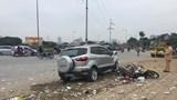 Hà Nội: Ô tô gây tai nạn liên hoàn, 3 người thương vong