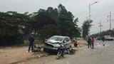 Tài xế ô tô đâm liên hoàn khiến 2 người tử vong ở Hà Đông đã ra trình diện