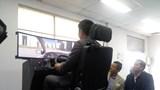 """Hé lộ hình ảnh """"cabin tập lái 3D"""" sắp áp dụng đào tạo lái xe ở Việt Nam"""