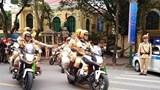 Quận Hai Bà Trưng thành lập tổ công tác đảm bảo an toàn giao thông