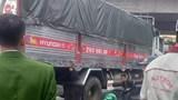 Va chạm với xe tải ở ngã ba Pháp Vân - Giải Phóng, 1 người tử vong