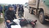 Truy tìm xe tải gây tai nạn khiến 2 người đi trên xe SH tử vong