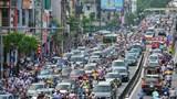 Hà Nội: Tuyến đường nào có thể được thí điểm cấm xe máy đầu tiên?