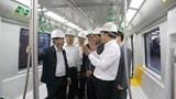 Bộ trưởng Bộ GTVT: Người dân Hà Nội mong đường sắt Cát Linh - Hà Đông sớm đưa vào khai thác