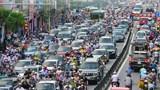 [Infographics] Lộ trình dừng hoạt động của xe máy tại Hà Nội