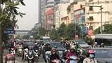 Nghiên cứu hạn chế xe máy: Cần tránh các tuyến độc đạo