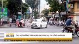 Thu hẹp đường Trần Hưng Đạo phục vụ thi công ga ngầm