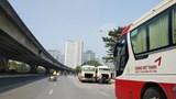 Hà Nội: Xe khách tự do dừng đỗ, đón khách