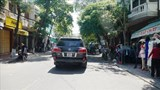 """Sẽ xử nghiêm vụ xe biển """"tứ quý"""" đâm vào đám tang ở Bình Định"""