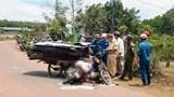 Thêm nạn nhân từ vong vì xe ba gác chở tôn cứa đứt cổ