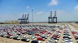 Nửa đầu tháng 4, ô tô nhập khẩu đột ngột tăng mạnh