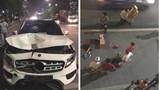 Danh tính tài xế Mercedes tông tử vong 2 phụ nữ trong hầm Kim Liên