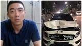 Khởi tố vụ xe Mercedes đâm tử vong 2 người rồi bỏ chạy tại hầm Kim Liên