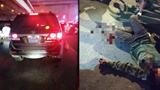 Bộ Công an chính thức thông tin vụ xe biển xanh gây tai nạn trên đường Nguyễn Xiển