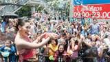 Tết Thái Lan bỏ rượu vì an toàn giao thông