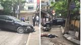 Hà Nội: Lùi xe bất cẩn, nữ tài xế điều khiển ô tô cán tử vong 1 người đi xe máy