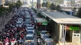Thiếu đồng bộ trong ứng dụng giao thông thông minh
