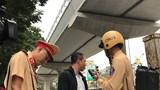 Kiểm tra nồng độ cồn, ma túy với lái xe: Nhiều trường hợp bất hợp tác, chống đối.