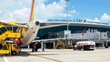 Nhiều chuyến bay bị hủy do ảnh hưởng của cơn bão số 2