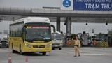 Tổng kiểm soát ô tô khách, xe container và xe máy từ 15/7