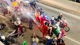 Thêm vụ tai nạn trong hầm Kim Liên, 1 nạn nhân bị thương nặng