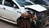 Dựng lại hiện trường vụ thiếu tá CSGT lái ôtô tông chết người