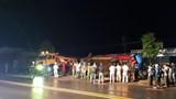 Xe khách lật nghiêng khiến hàng chục hành khách hoảng hốt, 1 người tử vong