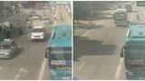Liên tiếp lấn làn BRT, các tài xế bị xử lý tăng nặng như thế nào?