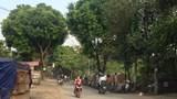 Quận Nam Từ Liêm: Xe rác lấn đường Hữu Hưng