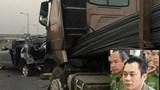 Ấn định ngày thực nghiệm điều tra vụ xe container đâm Innova đi lùi trên cao tốc