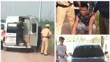 Liên tiếp xuất hiện tài xế chống đối, lao xe trốn chạy cảnh sát giao thông