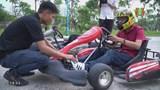 """Đua xe công thức 1 """"thu nhỏ"""" tại Hà Nội"""