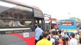 Hà Nội: Vận tải tăng chuyến phục vụ kỳ nghỉ lễ
