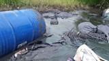 Vén màn hóa chất độc hại trên Đại lộ Thăng Long