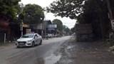 Quận Nam Từ Liêm: Đường 72 nhiều đoạn bong tróc nham nhở