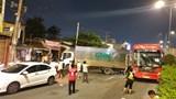 TP Hồ Chí Minh: Va chạm liên hoàn trên quốc lộ 1, nhiều hành khách hoảng loạn cầu cứu