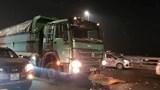 Nam thanh niên đi xe máy tử vong trên cầu Nhật Tân