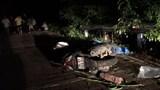 Thêm 1 xe máy tay ga gặp nạn trên Bán đảo Sơn Trà
