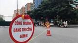 Hà Nội: Hàng loạt tuyến đường được tổ chức lại giao thông