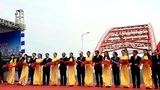 Hải Phòng thông xe cầu vòm nhịp lớn nhất Việt Nam