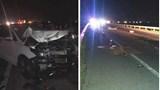 3 người trong 1 gia đình tử vong sau va chạm với ô tô