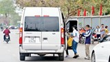Hà Nội: Tăng cường kiểm tra, xử lý xe vi phạm