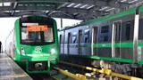 Đường sắt Cát Linh - Hà Đông chạy thử lần cuối trong thời gian 25 ngày