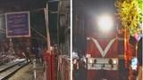 Trích xuất camera điều tra vụ tàu hỏa tông chết 1 người gần khu cà phê đường tàu