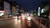 Vi phạm luật giao thông vì không bật đèn chiếu sáng