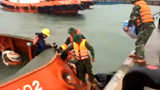 Tàu hơn 6.000 tấn chìm trên biển Hà Tĩnh, 1 người mất tích