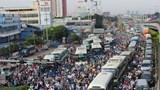 TP Hồ Chí Minh: Công nghệ giám sát giao thông chưa giải quyết được vấn nạn ùn tắc