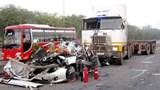Trong tháng 11, toàn quốc xảy ra 1.634 vụ tai nạn giao thông